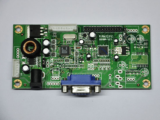 R.RM3251C LCD Controller Board