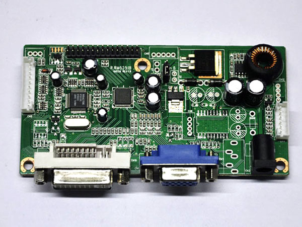 R.RM5251 LCD Controller Board