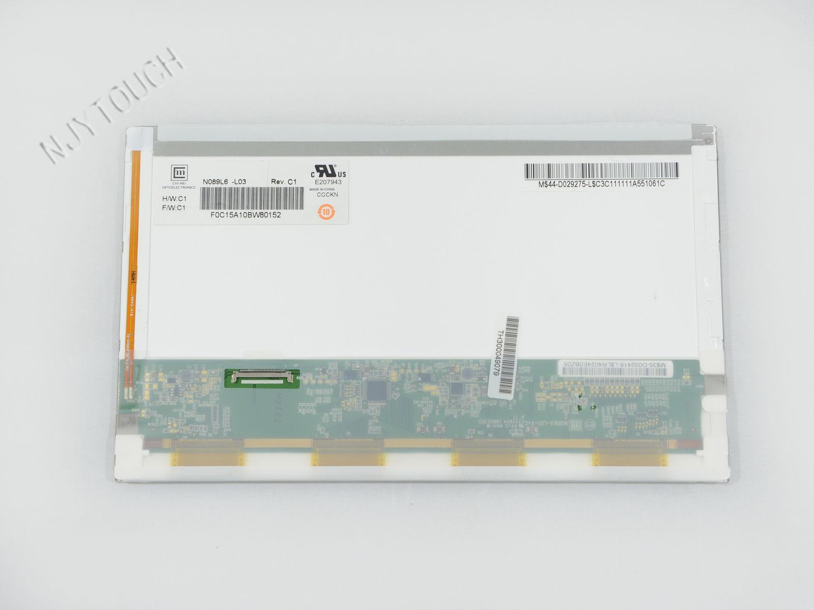 HDMI+DVI+VGA+Audio Controller Board with 8.9inch LCD Display N089L6-L03 1024x600