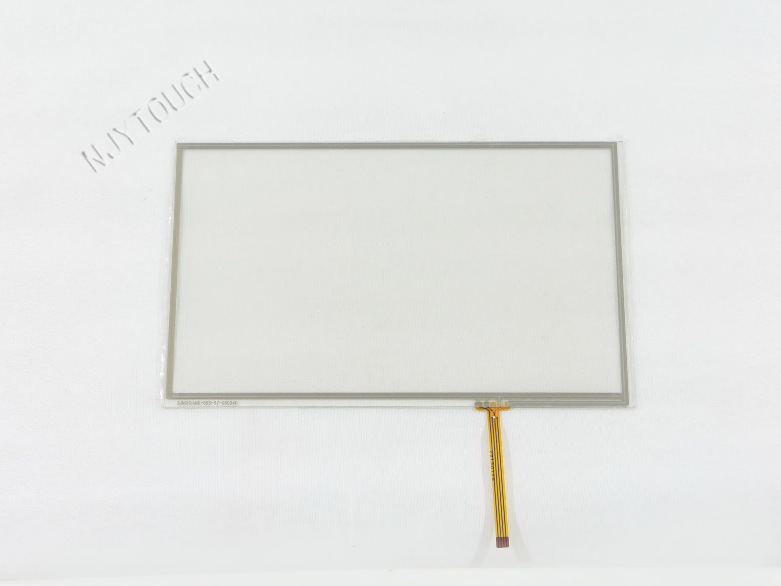 8 inch 4 Wire Resistive Touch Screen Panel
