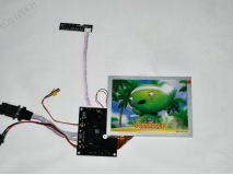 8 inch TFT AUO A080SN01 V0 LCD Screen Panel Module+KYV-N2 V1 Controller Board 800x600