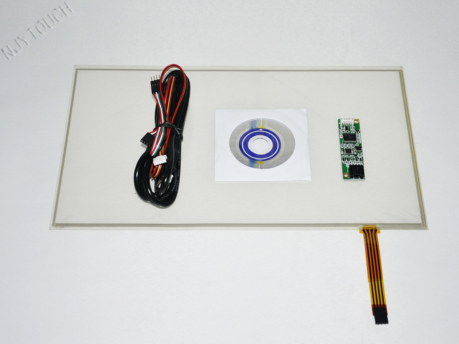 14.1 inch 4 wire resistive touch screen panel