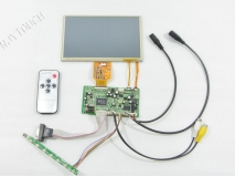 7 inch LMS700KF07-004 LCD&TOUCH Screen+HDMI Reversing Controller kit DIY Raspberry Pi