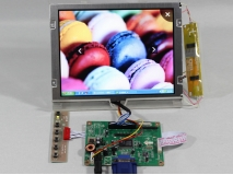8.4 inch AA084VC03 640*480 LED backlight LCD Panel+VGA LCD Controller Board
