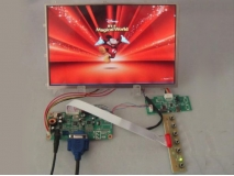 10.1 inch B101EW04 1280*800 LCD Panel with LED Backlight+VGA LCD Control Board