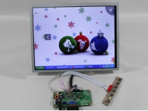 12.1 inch LQ121S1LG75 800*600 LED Backlight LCD Panel+VGA LCD Controller board