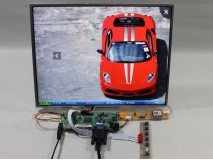 15 inch 1024*768 N150XB LTN150XB QD15XL06 LCD So On+HDMI+DVI+VGA Control Board