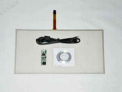 15.6 inch 4 Wire Resistive Touch Panel