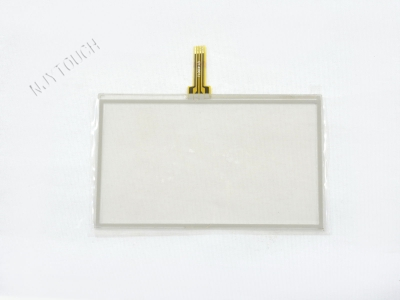 4.3 inch  4 Wire Resistive Touch Screen Panel