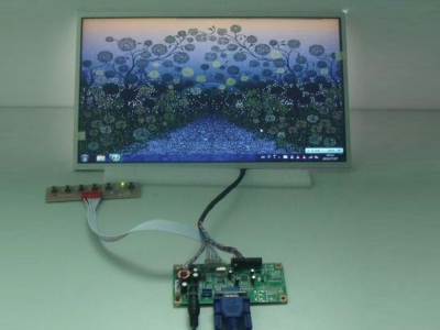 14 inch WXGA LCD Display 1366*768 LED Backlight For Laptop+VGA Contoller Board
