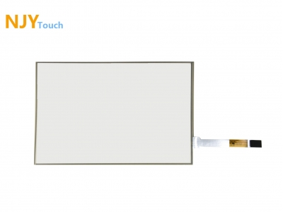 "NJYTouch 10.4inch 4 Wire Film to Film Touch Panel 225x 173mm For 10.4"" 800x600 LCD Screen"