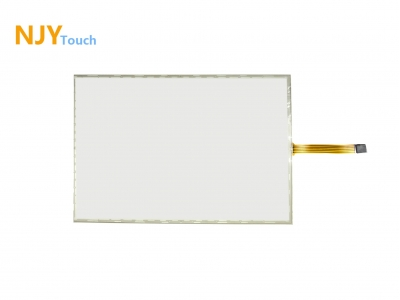 "NJYTouch 8inch 4 Wire Resistive Touch Panel 192mm x 116mm For 8"" AT080TN64 LCD Screen"