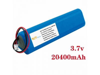 3.7V 20400mAh Rechargeable Battery Packs Cells Power Bank for Toys Cameras Game