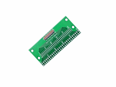 NJYTouch 51Pin Connector 0.3mm to 2.0mm 2.54mm FPC FPC LVDS MIPI Adapter PCB Converter