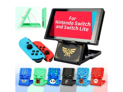 Adjustable Holder Stand For Nintendo Switch NS Game Portable Chassis Bracket